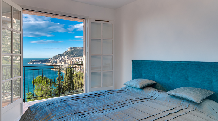 Magnificent 4 rooms apartment in Roquebrune-Cap-Martin