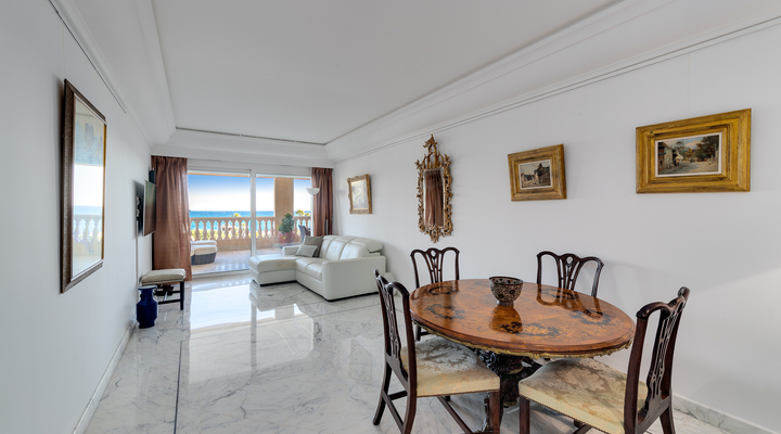 Beautiful 2 bedroom apartment in Fontvieille